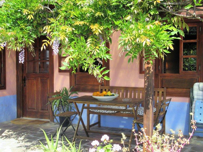 Casa el Alpendre de Ayala, holiday rental in Pino Santo Alto