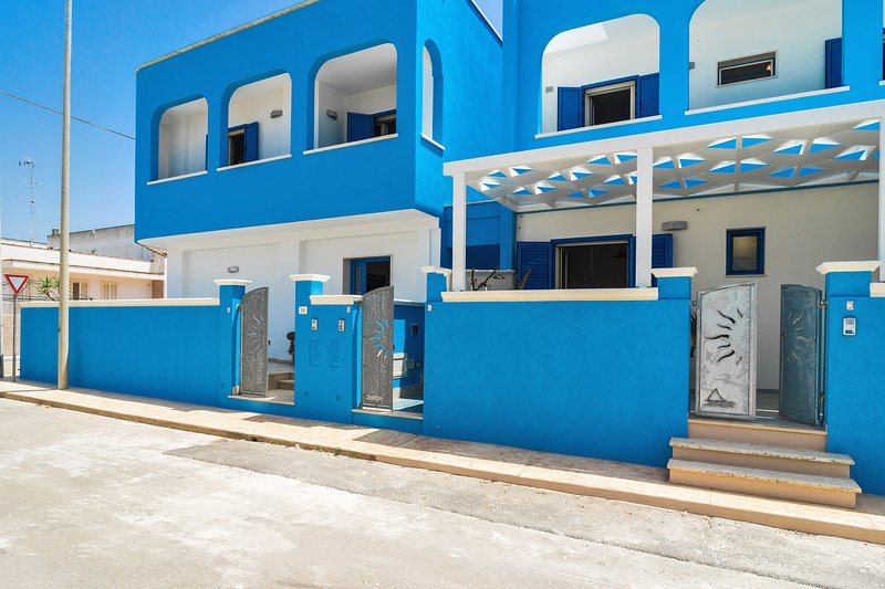 SeaHouses - Guesthouse in Lido Marini (House B), holiday rental in Lido Marini