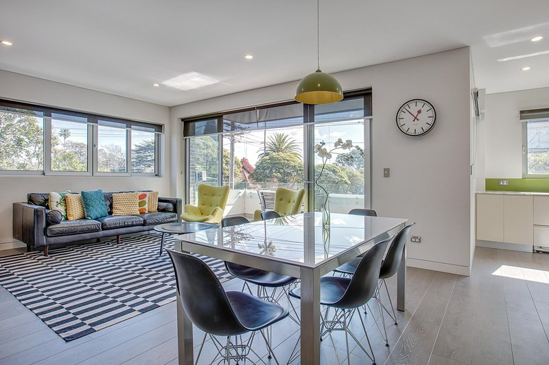 Large and brand-new apartment close to city, vacation rental in Cremorne