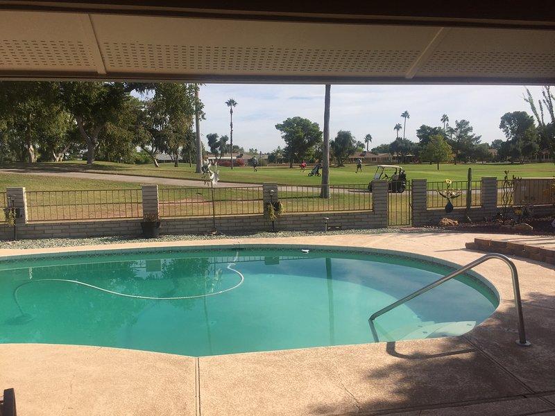 Golf this winter Sun City  AZ Near Peoria & Surprise Spring Training Stadiums, casa vacanza a Sun City