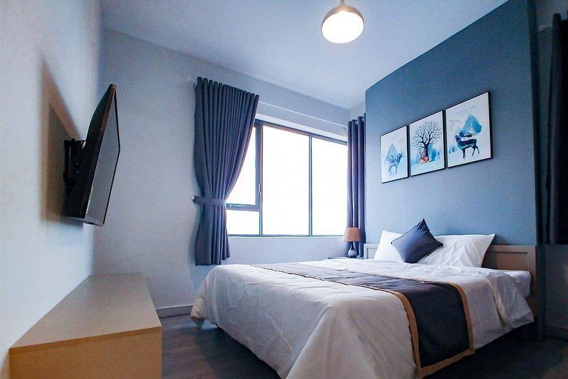 [Seaside] 2-Bedroom Apartment + Sunny Balcony - A4.06, holiday rental in Khanh Hai