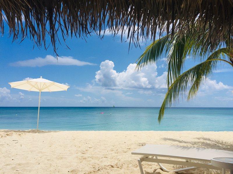 Beach Living at Island Pine Villas (BLV), holiday rental in Camana Bay
