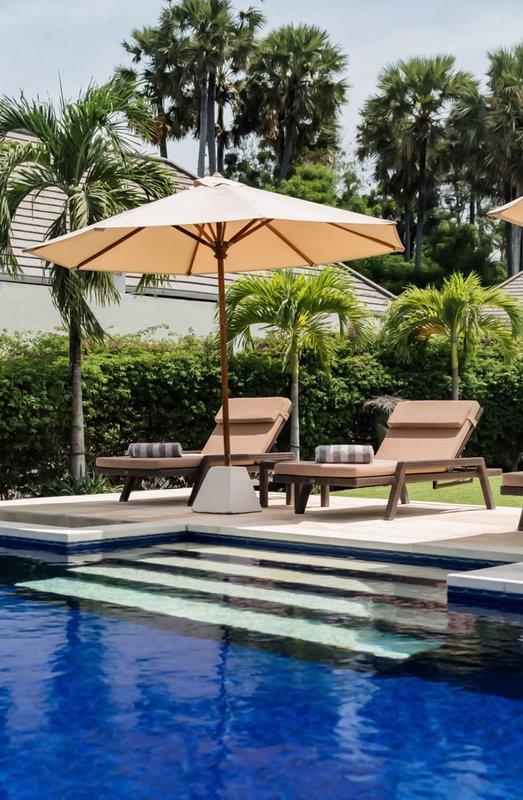 Rilassati presso la tua piscina privata