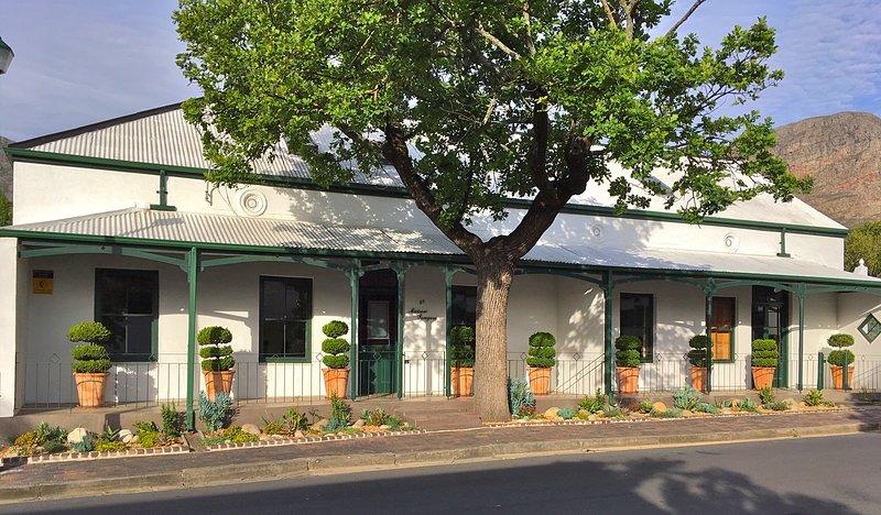 Maison Fougere, location de vacances à Franschhoek