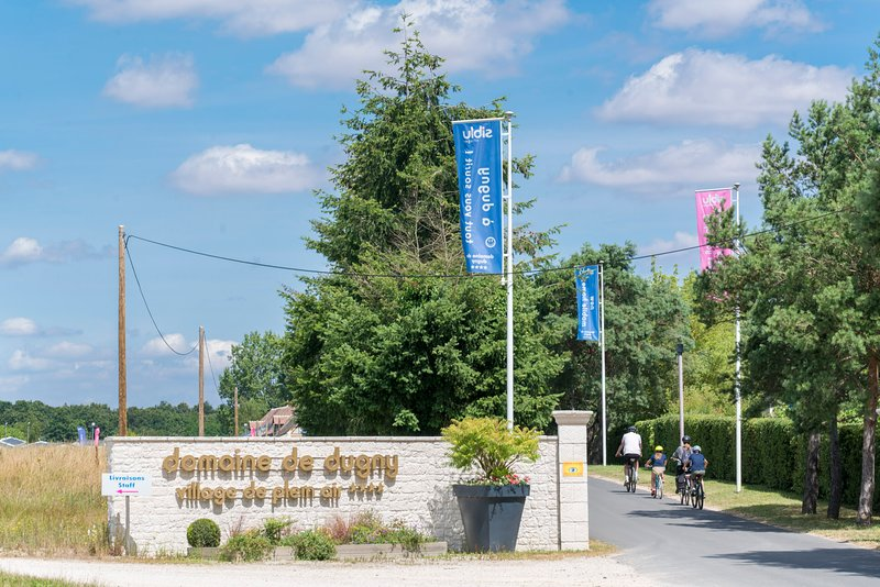 Mobil homes en Val de Loire pour passer vos vacances, location de vacances à Seillac