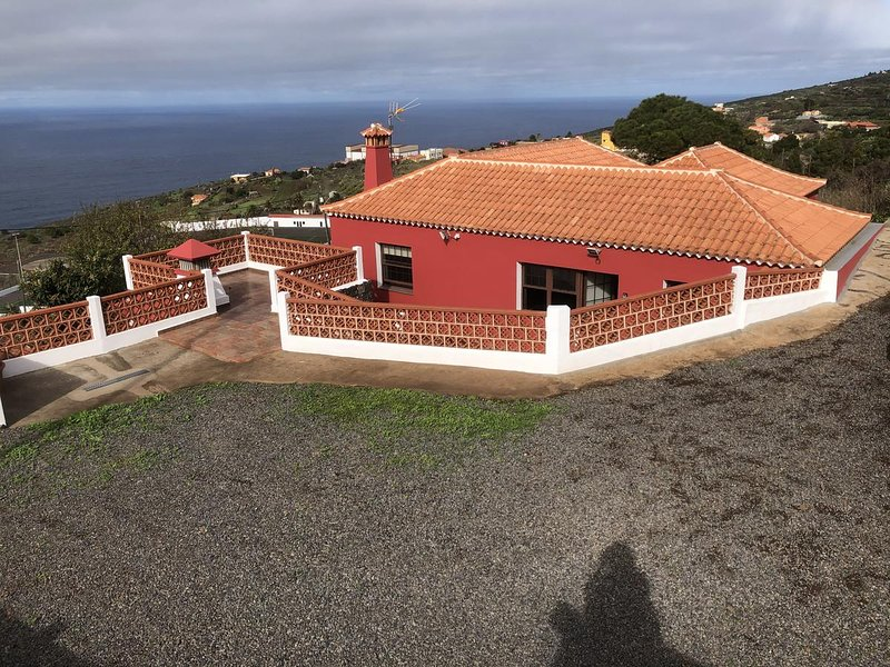 Beautiful house with sea view, vacation rental in Barlovento