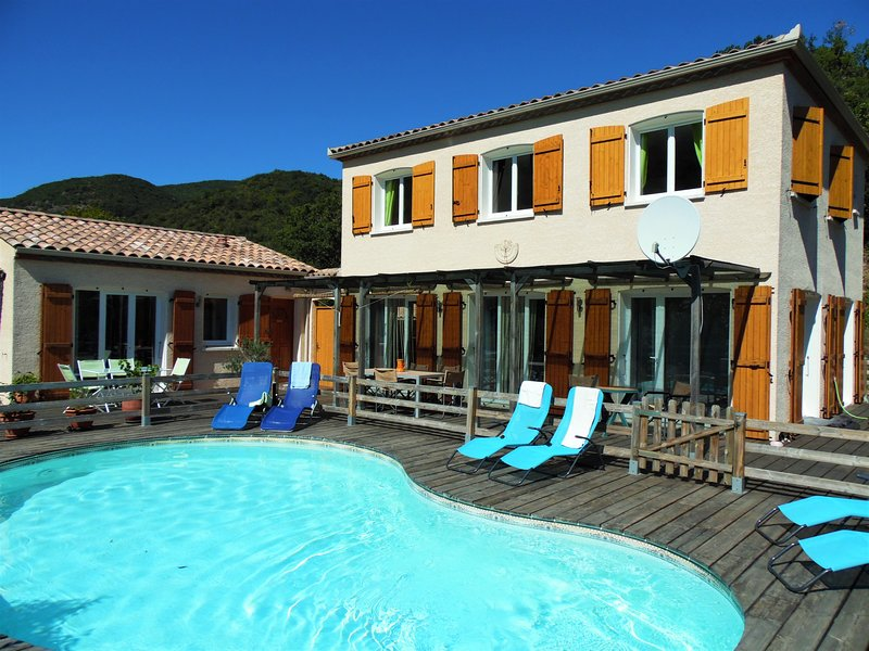 Le Grand Passié, holiday rental in Maury