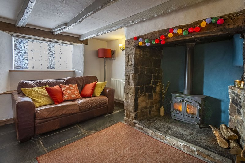 Honeysuckle Cottage (Pets) - Pets, holiday rental in Bude-Stratton