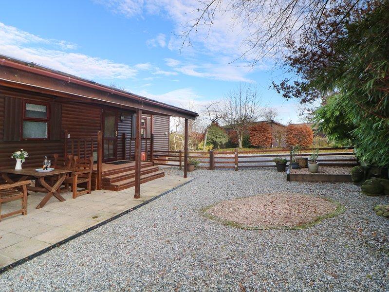 Dewbury Lodge, Modbury – semesterbostad i Loddiswell