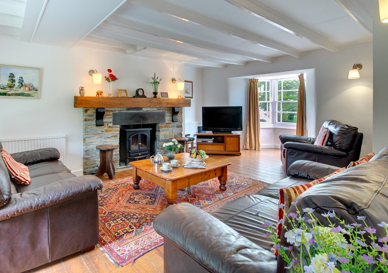 Churchtown Cottage, holiday rental in Tredethy
