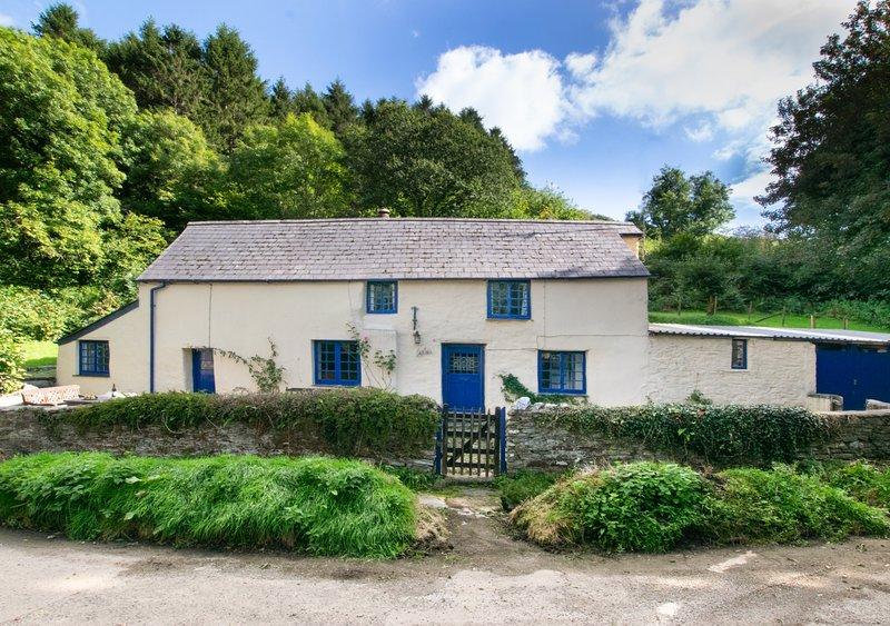 Merlin Cottage, casa vacanza a Lostwithiel
