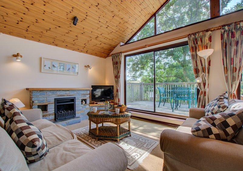Milton Lodge, location de vacances à Little Petherick