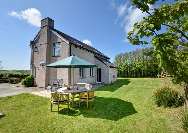 Monte Gordo, holiday rental in St Issey