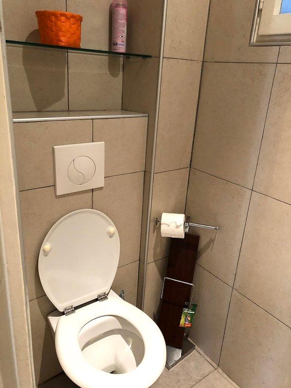 Appartement Saint Germain - Toilettes
