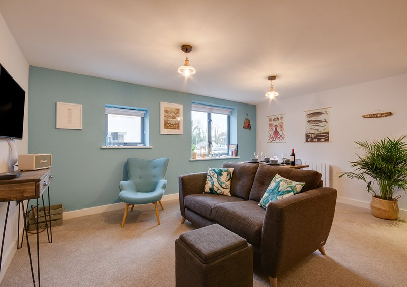 Pobble's Place, holiday rental in Fowey