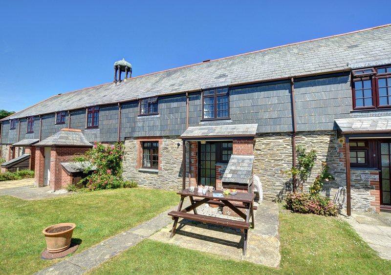 Porghelly Cottage, Ferienwohnung in Harlyn