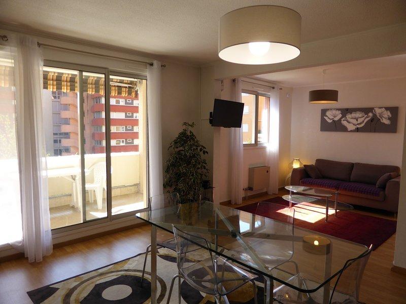 LE FRIENDLY - Appartement 4P près de la gare, location de vacances à Beauzelle