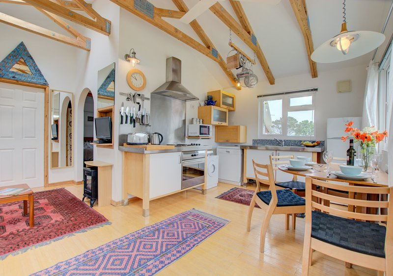 Curlew, holiday rental in Padstow