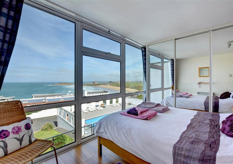 Fiddlers Green, holiday rental in Newquay