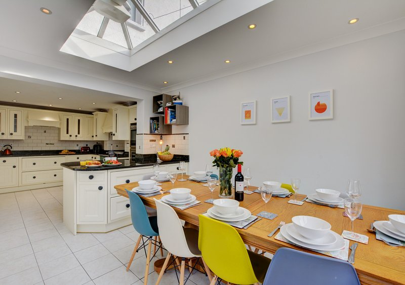Heyl Sound, holiday rental in Padstow