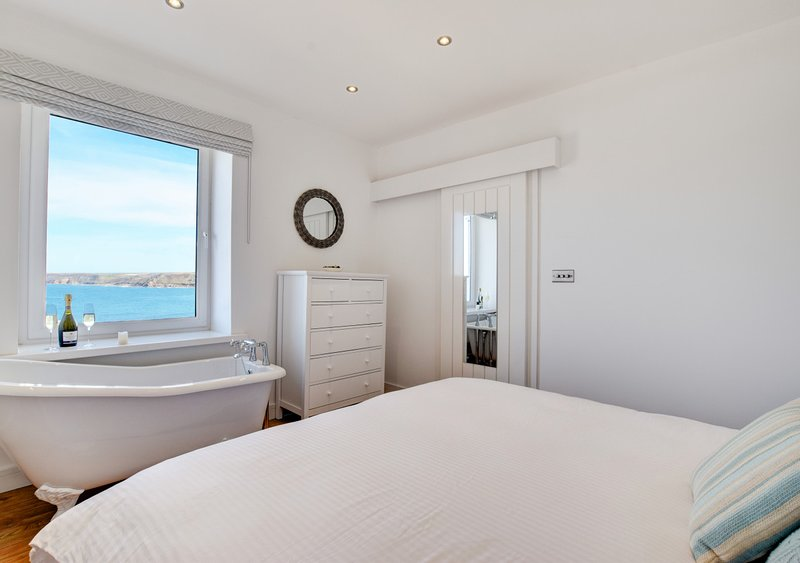 The Lookout, vacation rental in Penzance