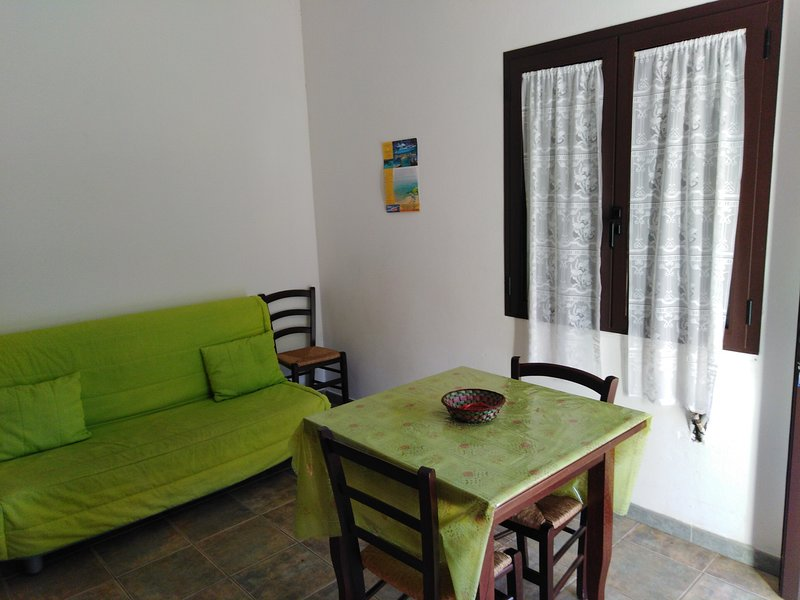 Nice house with terrace, holiday rental in Tortoli