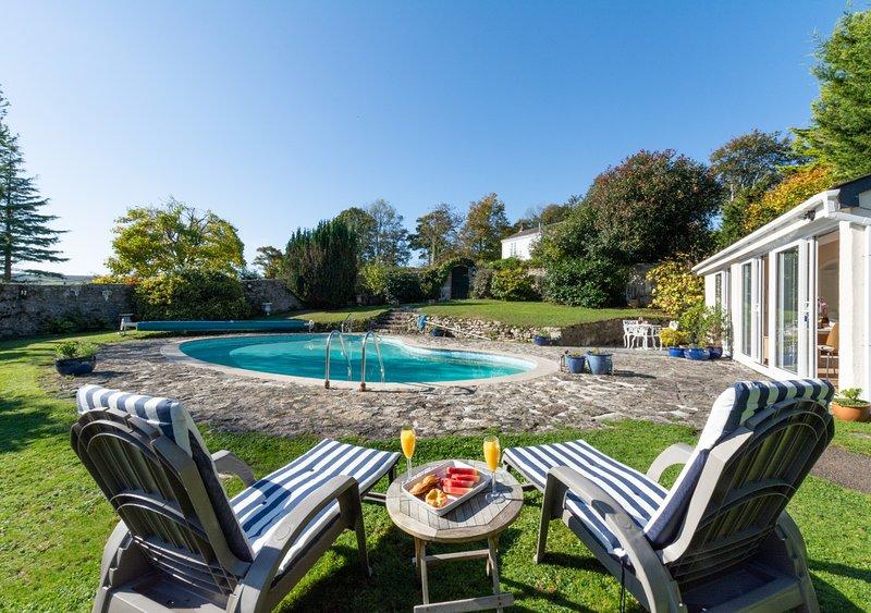 The Pool House, location de vacances à Pelynt