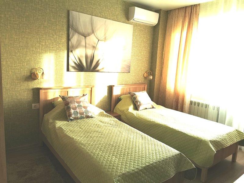 Cozy apartment next the Crocus Expo, aluguéis de temporada em Odintsovsky District