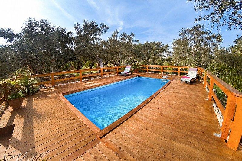 Villa Erve, holiday rental in Castiglione d'Otranto