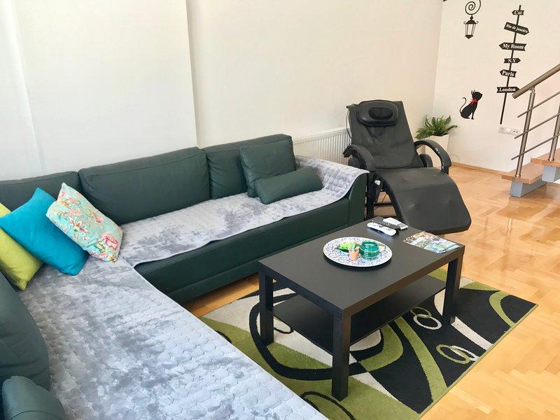 Regina's Apartments (Split Level), alquiler vacacional en Dolna Matka