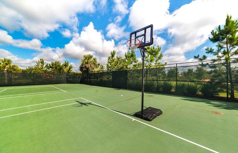 Campo da basket - Solterra Resort Orlando Florida
