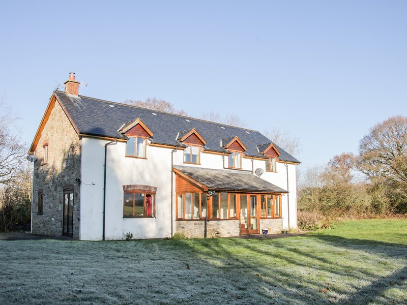 Criftin Farm House, Wentnor, holiday rental in Ratlinghope