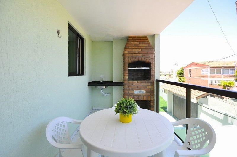 Praia Residence - Apto 2 Quartos no Centro de Porto (204 B*), alquiler vacacional en Maracaipe