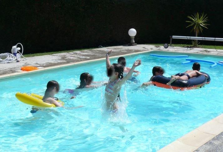 chambres d hotes avec piscine en sud-vendee, holiday rental in Chaille-les-Marais
