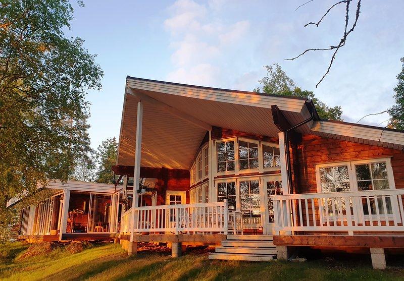 VictoriaCourt  (land Kaukola), holiday rental in Nuoramoinen