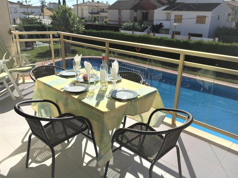 Los Naranjos, vacation rental in Riudecanyes