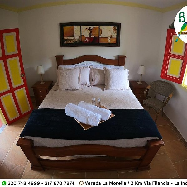 BAMBOO HOTEL BOUTIQUE, vacation rental in Quindio Department