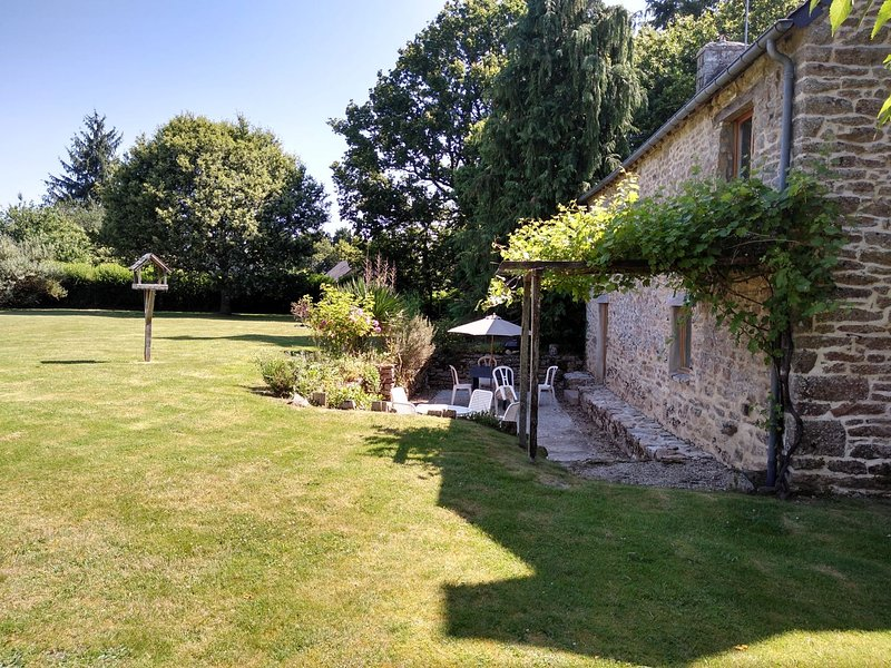 Maison Kernal, holiday rental in Le Croisty