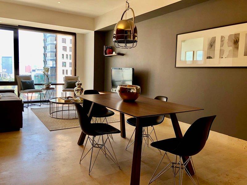 Precioso Departamento Nuevo En Miyana Polanco, holiday rental in Atizapan de Zaragoza