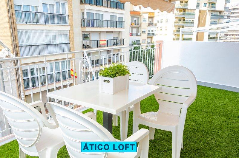 Amazing studio with terrace & Wifi, holiday rental in Galifa