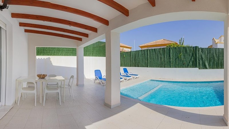 Casa Oliva avec piscine privée à Mazarron en Espagne, vacation rental in Mazarron