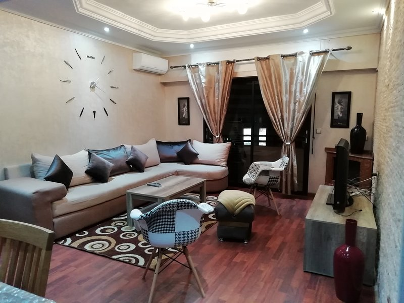 Appartement confortable, holiday rental in Tangier