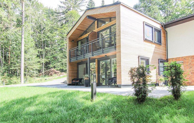 Stunning home in Crinitzberg/Bärenwalde with WiFi and 2 Bedrooms (DER125), alquiler vacacional en Treuen