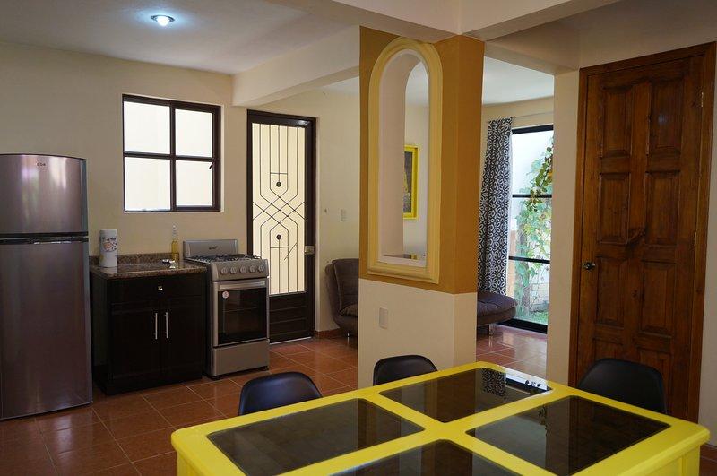 J&K Suite 'Hare Hare'- cerca del corazón histórico, location de vacances à San Cristobal de las Casas