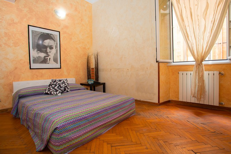 Bea room with shared bathroom Chalet in Rome