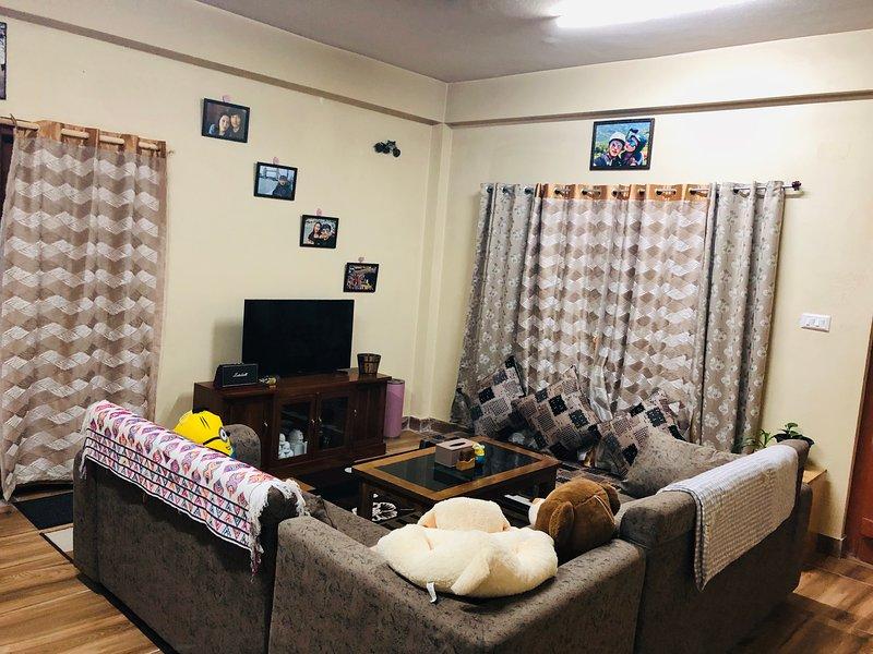 Ugays Homestay, alquiler vacacional en Bután