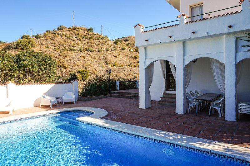 Casa Julia, Álora, Andalusië, holiday rental in Alora