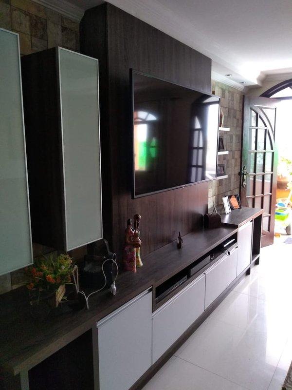 Casa Duplex da Praia Cabo Frio Com AR Condicionado Proxima de Arraial, vacation rental in Cabo Frio