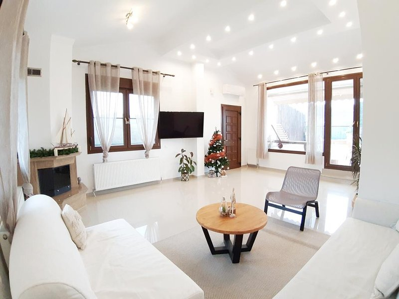 Apartment Acropolis Serres (800m From Center City), holiday rental in Lithotopos