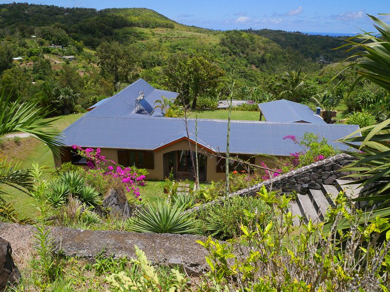 L'Hacienda - Ile Rodrigues, location de vacances à Coromandel